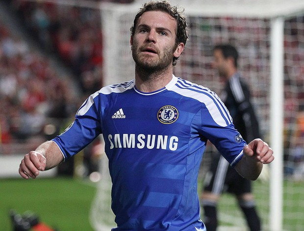 Juan Mata -Chelsea (Foto: Getty Images)