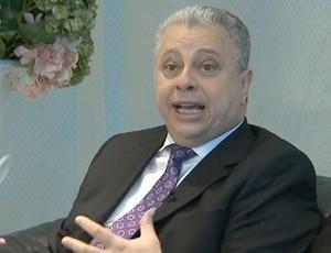 Jorge Rabello é Presidente da Comissão de Arbitragem da Federação de Futebol do Rio