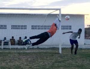 Celso Paraguaio - goleiro ex-Presidente Prudente (Foto: Ednaldo Tavares / Carpina Esportes)