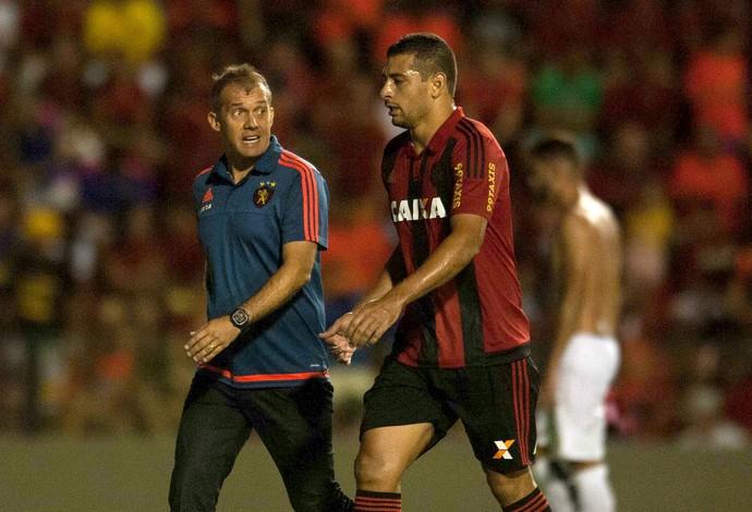 Diego Souza Sport (Foto: Aldo Carneiro / Pernambuco Press)