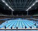 Estudo sugere existência de corrente na piscina olímpica; Rio 2016 minimiza