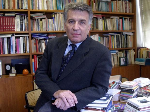 Sergio Machado, presidente do Grupo Editorial Record, que morreu nesta terça-feira (19) aos 68 anos (Foto: Divulgação/Grupo Editorial Record)