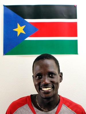 Guor Marial Sudão do Sul (Foto: Reuters)