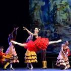 Bailarina  é contratada por cia russa (NBastian/Divulgação)