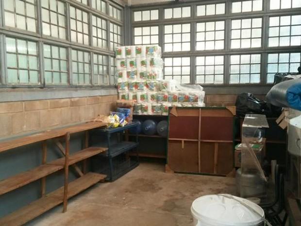 Escola Uberlândia merenda (Foto: Divulgação)