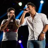 Henrique & Juliano (Foto: Érico Andrade/G1)