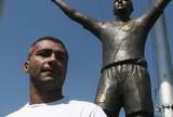 BLOG: Romário: gol mil do gênio da grande área completa 10 anos
