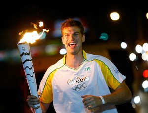 Tiago Splitter Tocha Olímpica