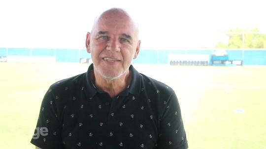 Base forte, Renato e projeto 2017: os planos de Espinosa para o Grêmio