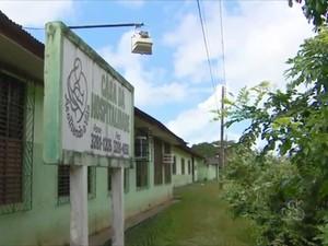Casa da Hospitalidade será beneficiada com projeto (Foto: Rede Amazônica/Reprodução)