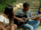 Três irmãos do Rio de Janeiro têm 'ouvido absoluto'