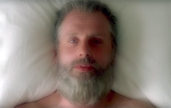 Rick Grims (Andrew Lincoln) no trailer de The Walking Dead  (Foto: Divulgação)