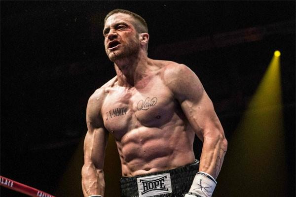 Jake Gyllenhaal como Billy Hope, protagonista de 'Southpaw' (Foto: Divulgação)