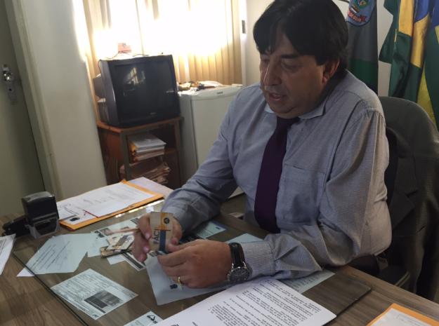 Delegado diz que outras pessoas podem ser presas (Foto: Murillo Velasco/G1)