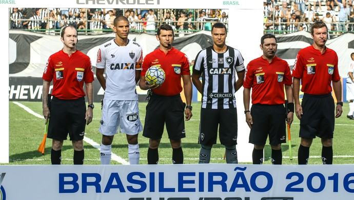 Atlético-MG; Wagner Reway; Leonardo Silva (Foto: Bruno Cantini/CAM)