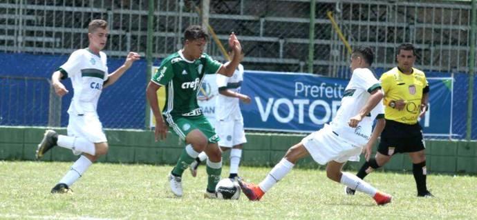 Palmeiras x Goiás, Copa Brasil sub 15, Votorantim (Foto: Divulgação / Secom Votorantim)
