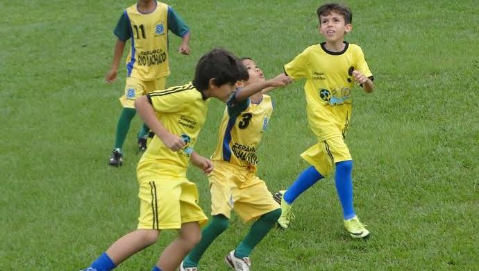 Gabriel sonha em se profissionalizar (Foto: Jociane Miranda/Arquivo Pessoal)