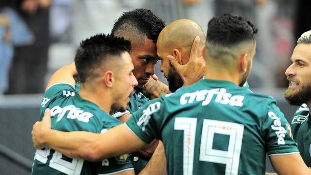Corinthians x Palmeiras - Campeonato Paulista 2018-2018 ... ae04283b76963