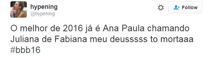 Ana-volta-bbb16-14 (Foto: TV Globo)