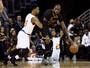 Cavs recebem anéis, e trio lidera vitória sobre os Knicks na abertura da NBA
