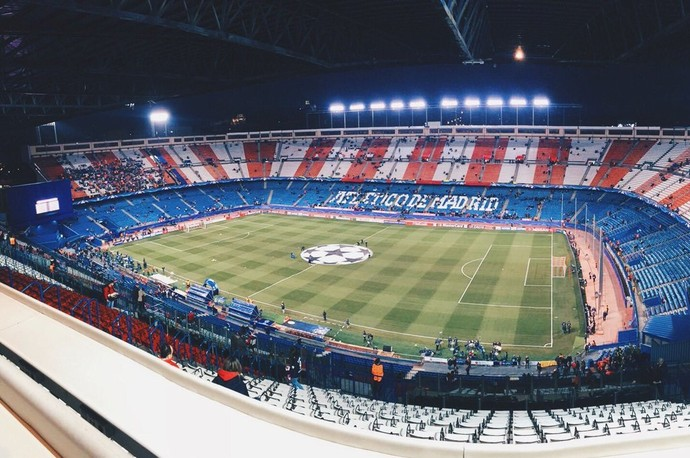 Final da Copa do Rei será disputada no estádio Vicente Calderón