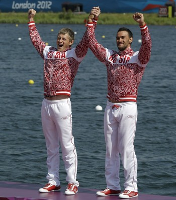 Alexander Dyachenko doping Rússia (Foto: AP Photo/Armando Franca)