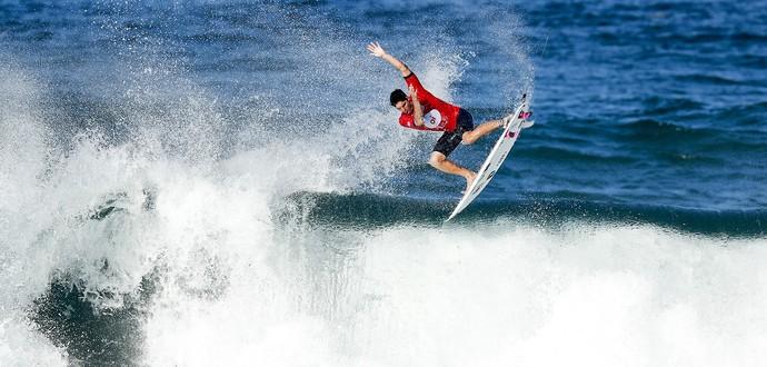 Gabriel Medina surfe Saquarema (Foto: © WSL / Poullenot)