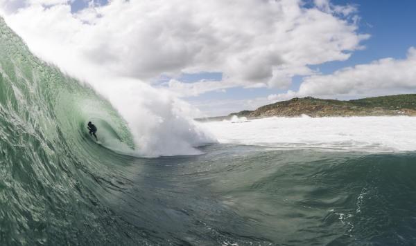 Etapa vai comear nas cobiadas ondas de North Point, em Margaret River (Foto: Russel Ord/WSL)