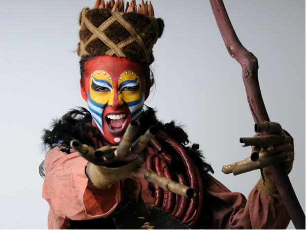 Espetáculo 'O Rei Leão' é encenado com dança em Guarapuava, no PR (Foto: Divulgação / Studio de Dança Bruna Pacheco)