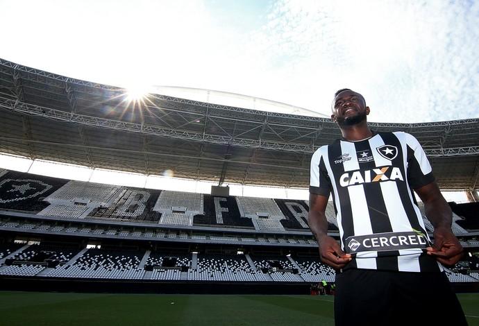 Joel, Botafogo (Foto: Vitor Silva/SSPress/Botafogo)