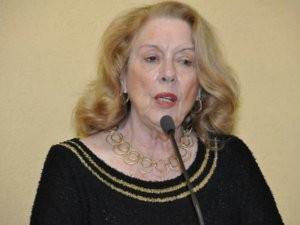 Vereadora afastada de Limeira faleceu na manhã desta sexta-feira (Foto: Divulgação/ Câmara)