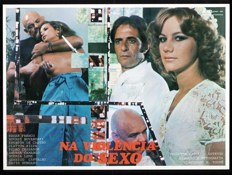 Também conhecida como Eni Helena Novakoski, ela nasceu em Ponta Grossa, Paraná e atuou entre os anos 1997 e 1979, com 11 filmes no currículo. Seus maiores papéis estão em 'Pensionato das Vigaristas' (1977), de Osvaldo de Oliveira e 'Na Violência do Sexo' (1978), de Antonio Bonacin Thomé e 'Os Violentadores' (1978), de Tony Vieira. (Foto: Reprodução)