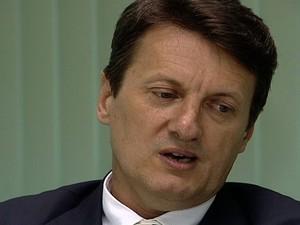 Adovogado da Telexfree. (Foto: Reprodução/ TV Gazeta)