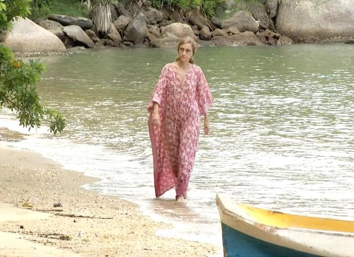 A atriz Betty Gofman contou que é apaixonada por Angra dos Reis  (Foto: Rio Sul Revista)