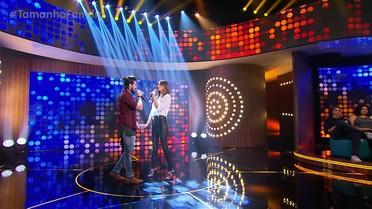 Luan Santana e Camila Queiroz cantam juntos no Tamanho Família; teaser