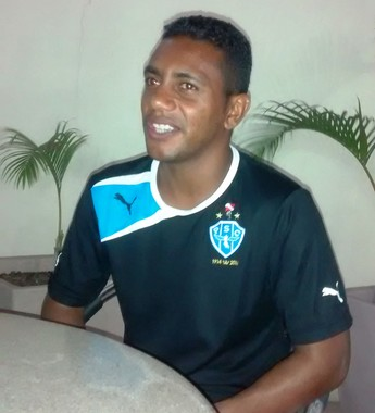 Achei - Augusto Recife (Foto: globoesporte.com)