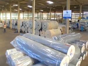 Indústria têxtil do RN registrou crescimento em relação a 2012 (Foto: Reprodução/Inter TV Cabugi)
