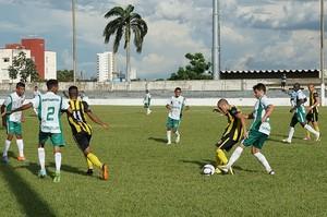 Cuiabá e REC ficam no 0 a 0 no Dutrinha. (Foto: Adriane Rangel/FMF)
