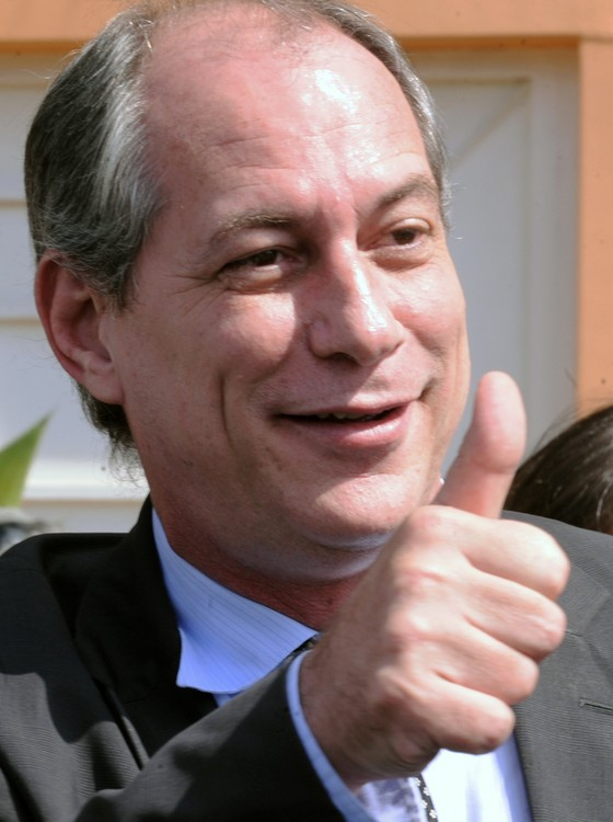 Ciro Gomes (Foto: Roosewelt Pinheiro/ABr)