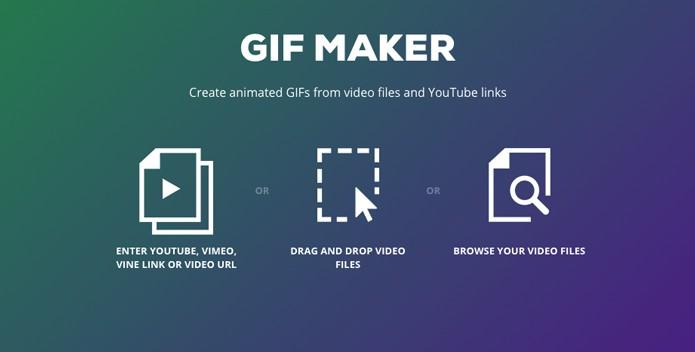 Como criar gifs animados com vídeos da internet (Foto: Reprodução/André Sugai)
