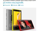 Fotos dos novos celulares da Nokia com Windows Phone 8 vazam na web