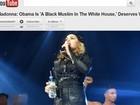 Saiba em quem Madonna, Eastwood e outras celebridades dos EUA votam