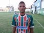 Jefferson lamenta falha do Rio Branco no gol de empate do Tupy, na Série B