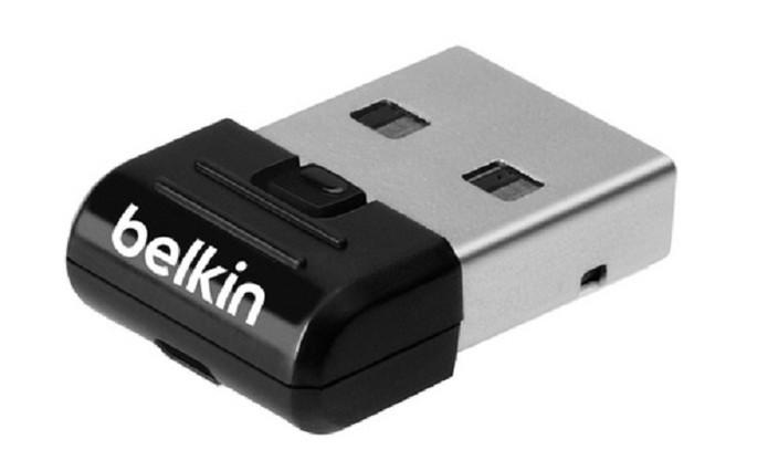 Adaptador USB Bluetooth (Foto: Divulgação/Belkin)  (Foto: Adaptador USB Bluetooth (Foto: Divulgação/Belkin) )