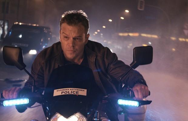 Novo filme Jason Bourne, estrelando Matt Damon (Foto: Divulgação)