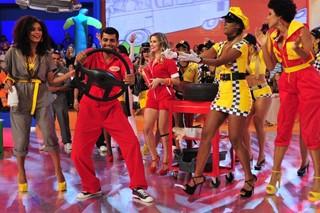 Esquenta! (Foto: Divulgação / TV Globo)