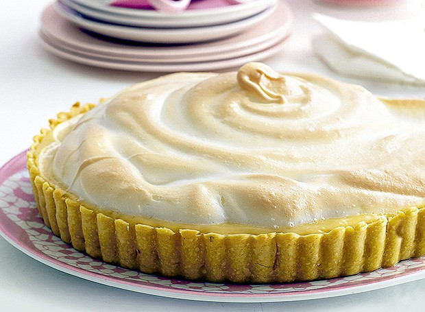 Torta de limão (Foto: StockFood / Gallo Images Pty Ltd.)