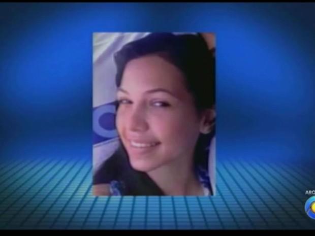 Rebeca Cristina foi morta em João Pessoa em julho de 2011 (Foto: Reprodução/TV Cabo Branco/Arquivo)