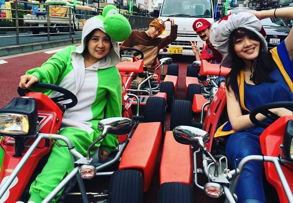 """A Akiba Kart é uma das empresas que faz o """"Mario Kart da vida real"""" nas ruas de Tóquio (Foto: Divulgação)"""