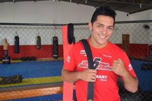 Junior Oliveira (Foto: Lauane Sena)